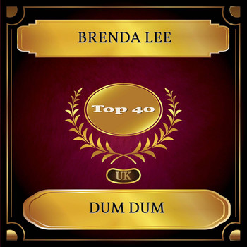 Brenda Lee - Dum Dum (UK Chart Top 40 - No. 22)