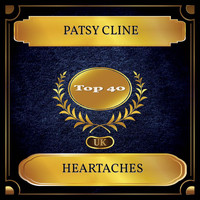 Patsy Cline - Heartaches (UK Chart Top 40 - No. 31)