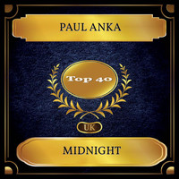 Paul Anka - Midnight (UK Chart Top 40 - No. 26)