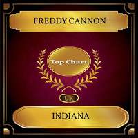 Freddy Cannon - Indiana (UK Chart Top 100 - No. 42)