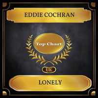 Eddie Cochran - Lonely (UK Chart Top 100 - No. 41)
