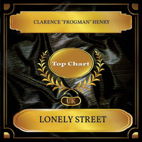 "Clarence ""Frogman"" Henry - Lonely Street (UK Chart Top 100 - No. 42)"