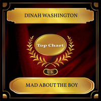 Dinah Washington - Mad About The Boy (UK Chart Top 100 - No. 41)