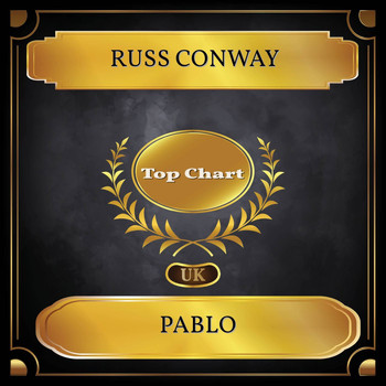 Russ Conway - Pablo (UK Chart Top 100 - No. 45)