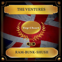 The Ventures - Ram-Bunk-Shush (UK Chart Top 100 - No. 45)