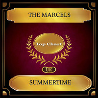 The Marcels - Summertime (UK Chart Top 100 - No. 46)