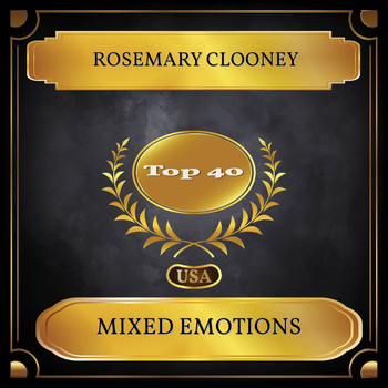 Rosemary Clooney - Mixed Emotions (Billboard Hot 100 - No. 22)