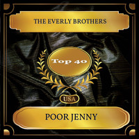 The Everly Brothers - Poor Jenny (Billboard Hot 100 - No. 22)