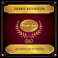 Debbie Reynolds - Am I That Easy to Forget? (Billboard Hot 100 - No. 25)