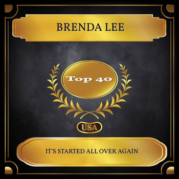 Brenda Lee - It's Started All Over Again (Billboard Hot 100 - No. 29)