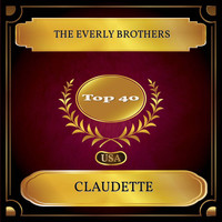 The Everly Brothers - Claudette (Billboard Hot 100 - No. 30)