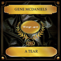 Gene McDaniels - A Tear (Billboard Hot 100 - No. 31)