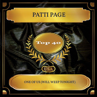 Patti Page - One Of Us (Will Weep Tonight) (Billboard Hot 100 - No. 31)