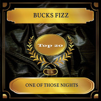 Bucks Fizz - One Of Those Nights (UK Chart Top 20 - No. 20)