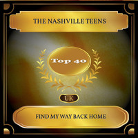 The Nashville Teens - Find My Way Back Home (UK Chart Top 40 - No. 34)