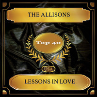 The ALLISONS - Lessons In Love (Billboard Hot 100 - No 30)