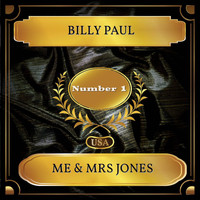 Billy Paul - Me & Mrs Jones (Billboard Hot 100 - No 01)