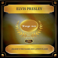 Elvis Presley - (Marie's The Name) His Latest Flame (Billboard Hot 100 - No. 04)