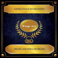 Xavier Cugat & His Orchestra - Brazil (Aquarela Do Brasil) (Billboard Hot 100 - No. 02)