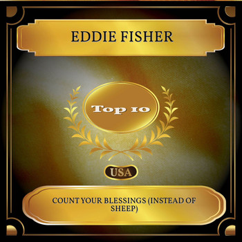 Eddie Fisher - Count Your Blessings (Instead of Sheep) (Billboard Hot 100 - No. 05)