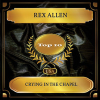Rex Allen - Crying In The Chapel (Billboard Hot 100 - No. 08)