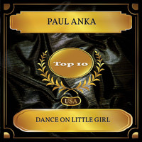 Paul Anka - Dance On Little Girl (Billboard Hot 100 - No. 10)
