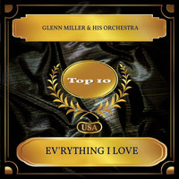 Glenn Miller & His Orchestra - Ev'rything I Love (Billboard Hot 100 - No. 07)