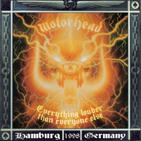 Motörhead - Everything Louder Than Everyone Else (Live Hamburg Germany 1998)