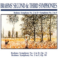 Slovak Philharmonic Orchestra - Brahms' Second & Third Symphonies: Brahms: Symphony No. 2 in D · Symphony No. 3 in F