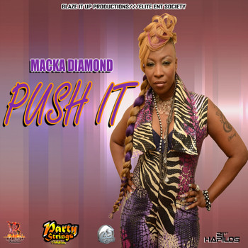 Macka Diamond - Push It - Single (Explicit)