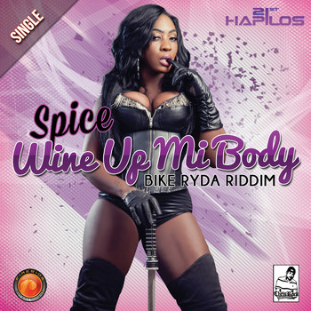 Spice - Wine up Mi Body - Single (Explicit)