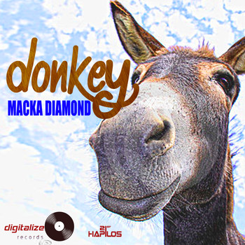 Macka Diamond - Donkey - Single (Explicit)