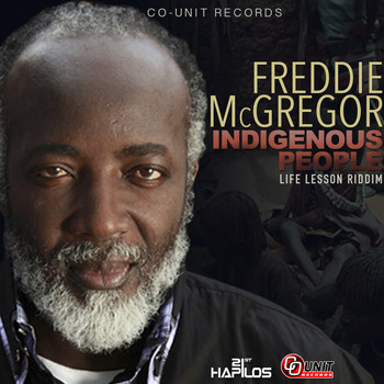 Freddie McGregor - Indigenous People - Single