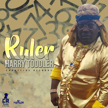 Harry Toddler - Ruler - Single