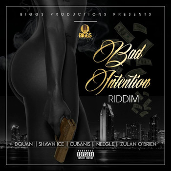 Various Artists - Bad Intentions Riddim