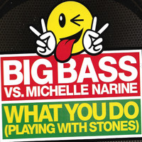 Big Bass vs. Michelle Narine - What You Do (Playing With Stones)