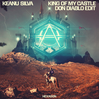 Keanu Silva and Don Diablo - King Of My Castle (Don Diablo Edit)