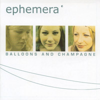 Ephemera - Balloons and Champagne