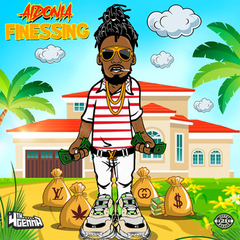 Aidonia - Finessing (Explicit)