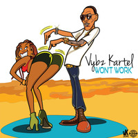 Vybz Kartel - Won't Work