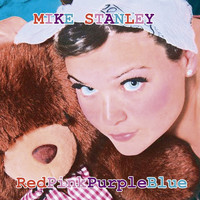 Mike Stanley - Red Pink Purple Blue