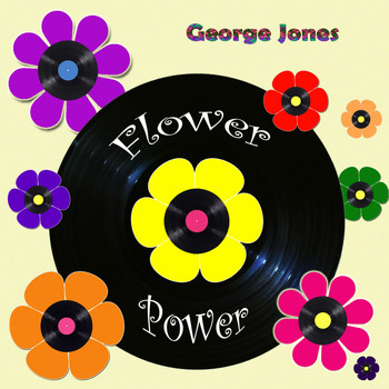 George Jones - Flower Power