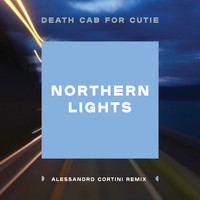 Death Cab for Cutie - Northern Lights (Alessandro Cortini Remix)