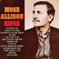 Mose Allison - Mose Allison Sings (Remastered)