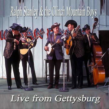Ralph Stanley & The Clinch Mountain Boys - Live from Gettysburg