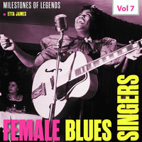 Etta James - Milestones of Legends - Female Blues Singers, Vol. 7