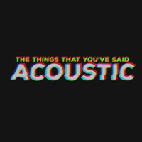 Stalgic - The Things That You've Said (Acoustic)