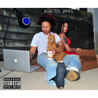 Ashsten James - Starving - EP (Explicit)