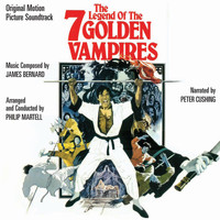 James Bernard - Legend Of The Seven Golden Vampires: Original Soundtrack