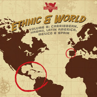 Valentino - Ethnic and World, Vol. 2: Caribbean, Hawaii, Latin America, Mexico, and Spain